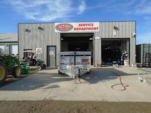 HOT DIPPED GALVANIZED 6X12 DUMP TRAILER - CANADIAN MADE! London Ontario image 3