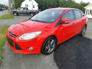 2014 Ford Focus SE Sedan New 2 Year MVI $4495