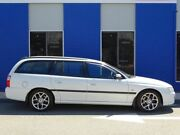 2006 Holden Commodore VZ MY06 Executive White 4 Speed Automatic Wagon Welshpool Canning Area Preview