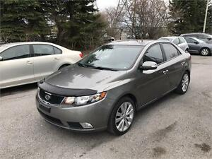 2010 Kia Forte SX, Safety & ETEST for ON or QC INCL