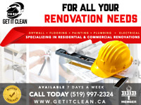 Professional Renovation & General Contracting by GIC Renovations