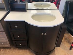 New Bathroom Vanities