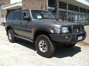 2003 Nissan Patrol GU III ST (4x4) Bronze 5 Speed Manual Wagon Wangara Wanneroo Area Preview