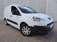 Peugeot Partner 1.6 HDI 625 SE L1 Van, Lovely Clean Van....No Vat!....New 12 Months MOT Included