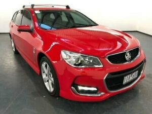 2016 Holden Commodore VF II SV6 Red Hot 6 Speed Automatic Sportswagon