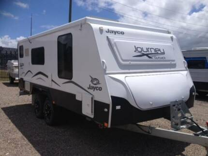 JAYCO JOURNEY OUTBACK 17.55-8OB Heatherbrae Port Stephens Area Preview