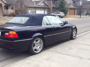BMW 330 CONVERTIBLE TO TRADE
