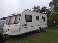 Bailey Pageant Series 5 Provence 5 Berth Touring Caravan 2005