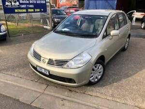 2007 Nissan Tiida ST Automatic Sedan RWC Included Epping Whittlesea Area Preview