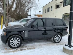Range Rover 2010 Supercharged Full Size