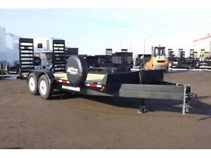 """EQUIPMENT FLOAT - 7 TON 83"""" WIDE - PREMIUM FEATURES AND QUALITY"""