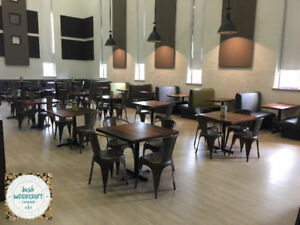 Restaurant & Cafe Tables - Bar Stools & Furniture