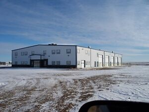 Shop, Office and Yard Space in Brooks