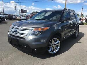 2013 Ford Explorer XLT 4X4 LEATHER ROOF NAV BLUETOOTH SINC PWR G