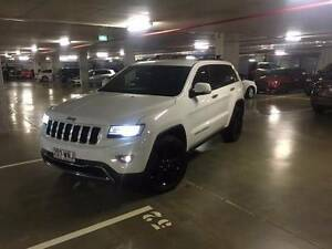 OVERLAND FEATURES on LIMITED GRAND CHEROKEE Newstead Brisbane North East Preview