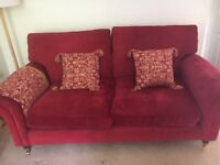 For Sale: Laura Ashley Kingston Sofa, Southwold Armchairs and Eliott Footstool