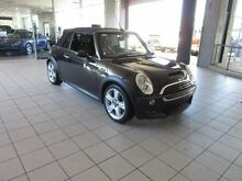 2006 Mini Cooper R52 S Cabrio Astro Black 6 Speed Manual Cabriolet Thornleigh Hornsby Area Preview