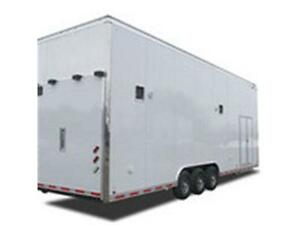 Cargo Express TANDEM 5200 Axle PRO-GT RACE TRAILER!ORDER TODAY!! London Ontario image 10