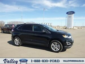 LOADED WITH DRIVER ASSIST TECHNOLOGY! 2016 Ford Edge SEL