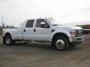 2008 Ford F-450 4x4 Pickup Truck Cambridge Kitchener Area image 2