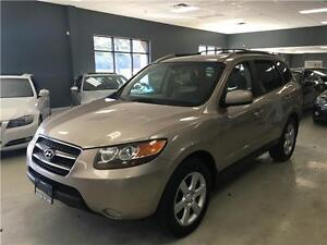 2007 Hyundai Santa Fe GLS 3.3L LIMITED!!AWD CERTIFIED E-TESTED
