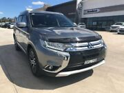 2016 Mitsubishi Outlander ZK MY16 Exceed 4WD Grey 6 Speed Sports Automatic Wagon Muswellbrook Muswellbrook Area Preview