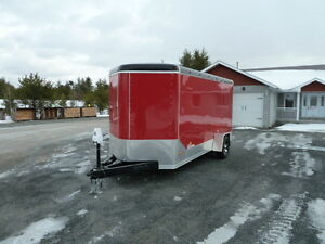 2017 Royal Cargo 6'x14' Enclosed Trailer (Rent or Sell)