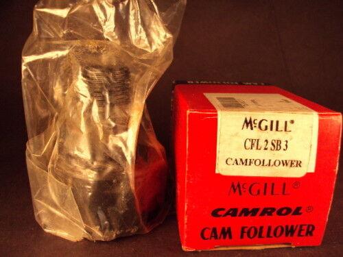 McGill CFL 2 SB 3,Stud Cam Follower CFL2SB3,(CF2SB 3)