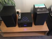 Somdstrom stereo cd and radio collection only