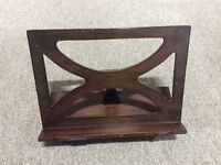 Music or book stand, antique