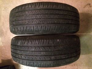 205/60R16 Bridgestone Ecopia EP422 plus tires
