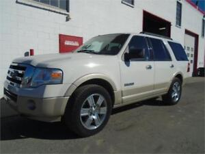 2008 Ford Expedition Eddie Bauer ~ 130600KMS ~ 14,999.00