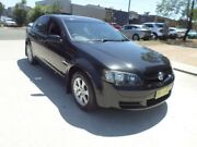 2006 Holden Commodore VE Omega Black 4 Speed Automatic Sedan Condell Park Bankstown Area Preview