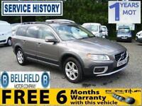 VOLVO XC70 D5 SE AWD 2011 Diesel Automatic in Grey