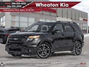 2015 Ford Explorer Sport *Heated/Cooled Leather* Heated Steering