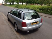 Breaking - Audi A4 B5 Quattro 1.9TDi, turbo diesel, AFN, manual gearbox, leather, rear differential