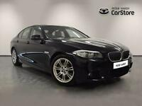 2013 BMW 5 SERIES DIESEL SALOON