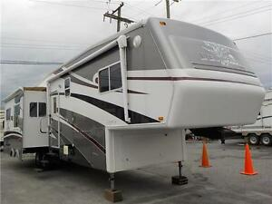 2005 Designer 36RLTS Fifth Wheel