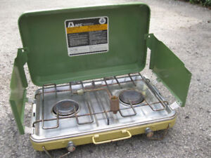 portable gas stove very good condition or best offer  xxx
