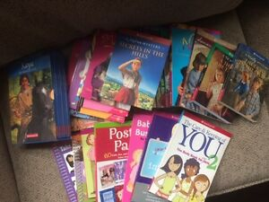 39 American Girl Books