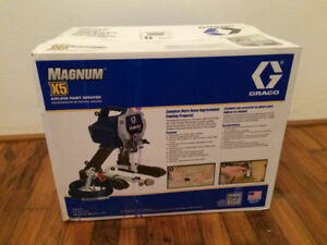 Brand New - Magnum X5 Airless Paint Sprayer