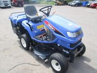 ISEKI SXG15 RIDE ON LAWN MOWER 2011 LOW MILES