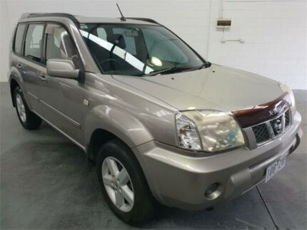 2004 Nissan X-Trail T30 II TI-L Grey Automatic Wagon Mordialloc Kingston Area Preview