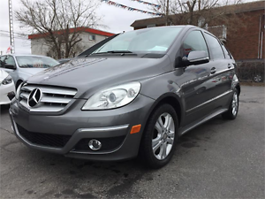 2009 MERCEDES-BENZ B200 (AUTOMATIQUE, TOIT PANO, MAGS, FULL!!!)