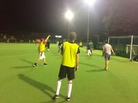 Casual players wanted!! Friendly 7-a-side footy every Thursday night in South London!