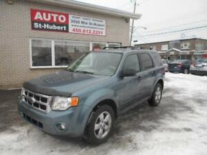 FORD ESCAPE XLT AWD 2010