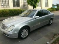 MERCEDES BENZ E220 CDI DIESEL AUTOMATIC LEATHER ALLOYS SERVICE HISTORY