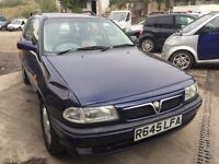 Vauxhall Astra estate 8 valve, starts and drives well, MOT until 29th July, car located in Gravesend