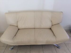 Pre-Loved Leather Sofa Eastlakes Botany Bay Area Preview