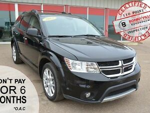 2015 Dodge Journey R/T, AWD, UNDER 53,000 KMS